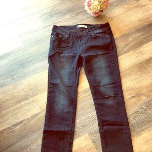 🌼VIGOLD size 11/12 dark wash skinny jeans.